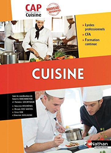 Cuisine - CAP Cuisine par Sébastien Deschênes