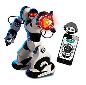 Wow Wee - 8006 - Robosapien X, Roboter mit Fernbedienungsdongle für App-Steuerung