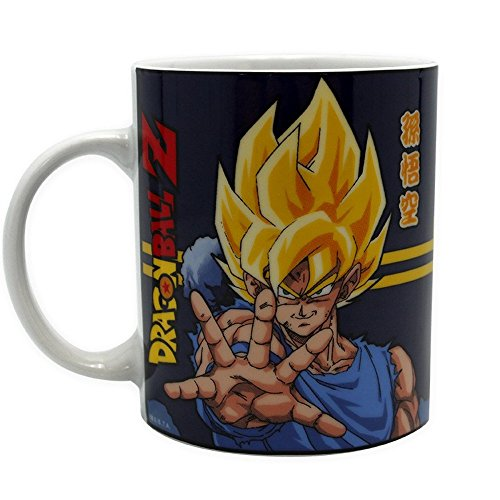 ik Tasse - Son Goku Vs Freezer - Geschenkbox (Dragon Ball Z Cell Kostüm)
