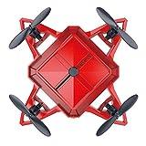 wlgreatsp S11 Faltbare Drohne mit Wifi Kamera Echtzeit-Übertragung, One-Touch-Start/Höhe Halten/App Control Coole Er