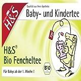 H&S Bio Fencheltee Baby- und Kindertee Filterbeut. 20 St