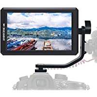 ANDYCINE A6 Monitor da campo HDMI da 5,7 pollici 1920x1080 DC 8V Braccio girevole con uscita di alimentazione per Sony, Nikon, Canon DSLR e Gimbals