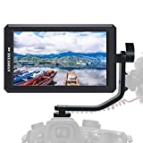 ANDYCINE A6 5.7-Zoll Auf Kamera Feld Monitor 1920 x 1080 IPS DSLR HDMI Bereich Video Monitor mit DC 8 V Power Output Support 4K HDMI-Signal medium image