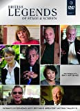 British Legends of Stage and Screen [DVD] 3-DVD As Seen on SKY Arts HD