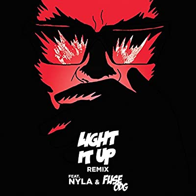 Light It Up (feat. Nyla & Fuse ODG) [Remix] produced by Because Music - quick delivery from UK.