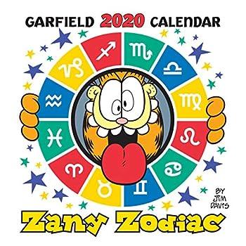 Garfield 2020 Calendar