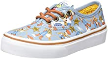 Vans Authentic, Zapatillas Unisex Niños