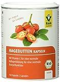 Raab Vitalfood GmbH Bio-Hagebutte Kapseln, 150 Stück, 1er Pack (1 x 129 g)