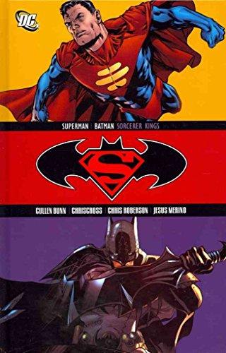[Superman Batman Sorcerer Kings] (By: Cullen Bunn) [published: November, 2011]
