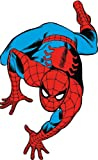 Thedecofactory RMK2355GM Stickers MARVEL Classic Spiderman Giant Roommates Repositionnables (96X59CM), Vinyle, Multicolore, 104 x 46 x 0.1 cm