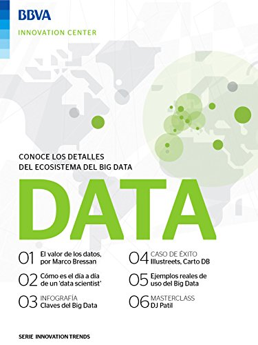 Ebook: Data (Innovation Trends Series) por BBVA Innovation Center