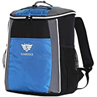 Slimbridge Brean mochila de picnic aislada, Azul