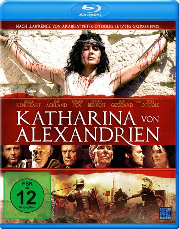 Katharina von Alexandrien / Decline of an Empire ( Katherine of Alexandria ) (Blu-Ray)