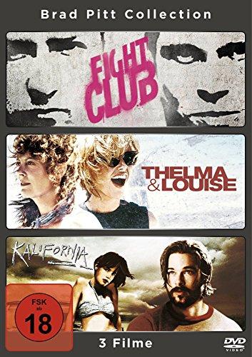 Bild von Fight Club / Thelma and Louise / Kalifornia [3 DVDs]
