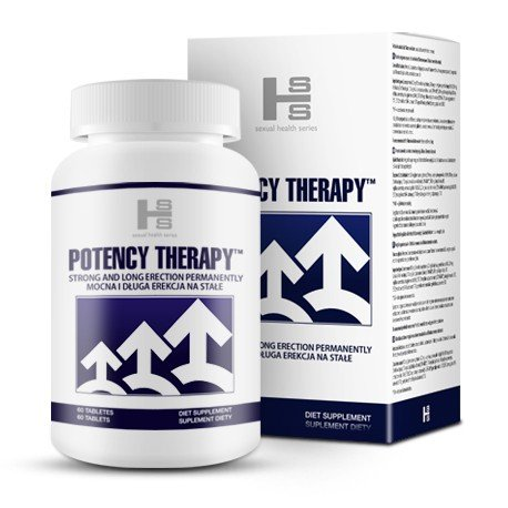 Potency Therapy Potenzmittel Therapie Potenzverstärkung 60 tabletten -