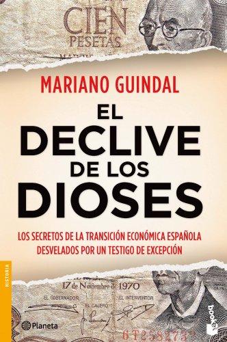 El declive de los dioses (Divulgación) por Mariano Guindal