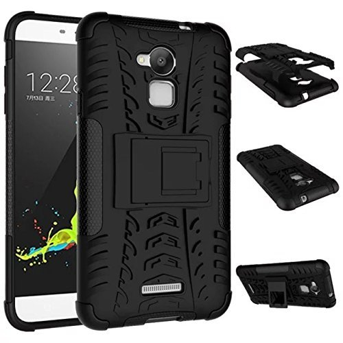 Zedak Back Cover For Coolpad Note 5,Black