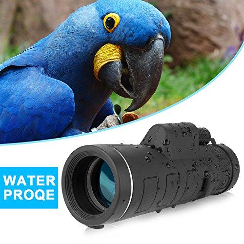 Kimfoxes Monokulare 35×50 Teleskop hohe Leistung Teleskop Zoom Outdoor Wasserdicht tragbaren Hochleistungs Weitwinkel-Objektiv für die Jagd Camping Wandern - 8