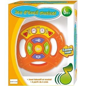 WDK Partner - Caja de música para bebé (Partner Jouet A1200038) (Surtido, Modelos aleatorios) Importado de Francia