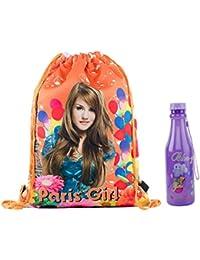 Uxpress Paris Girl School Bag With Water Bottle