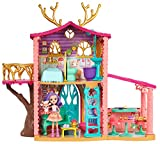 Enchantimals - Playset Casa Danessa il Cerbiatto, Multicolore, FRH50