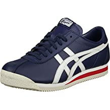 40256cf34d0 Onitsuka Tiger - Tiger Corsair White True Red - Sneakers Homme