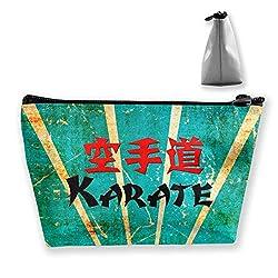 Japanische Karate Reise Kosmetiktaschen Federmäppchen Multifunktionsbeutel