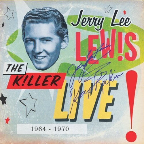 The Killer Live (1964 To 1970) by Jerry Lee Lewis (2012-07-24)