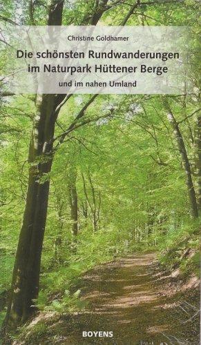 Download Die schönsten Rundwanderungen im Naturpark Hüttener Berge: und im nahen Umland
