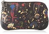 piero guidi Cosmetic, Organizer Borsa Donna, (Nero Profondo), 19.0x11.0x0.5 cm (W x H x L)