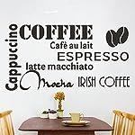 decalmile-Nero-caff-Scritte-e-Frasi-Adesivi-Murali-Cappuccino-Espresso-Mocha-Latte-Cucina-Stickers-Murali-Vinile-Removibile-Adesivi-da-Parete-Decorazioni-per-Cucina-Sala-da-Pranzo-Caf