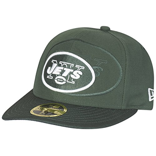 New Era 59Fifty LOW PROFILE Cap - NFL SIDELINE New York Jets (Baseball-hüte Low-profile)