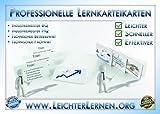 Lernkarteikarten Industriemeister Basisqualifikation (BQ) 210 Fragen und Antworten Naturwissenschaftliche und technische Gesetzmäßigkeiten (NTG/Chemie)
