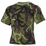 MFH Kinder Army Tarn T-Shirt (M 95 CZ Tarn/S (122/128))