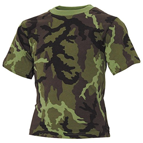 MFH Kinder Army Tarn T-Shirt (M 95 CZ Tarn/L (146/152))