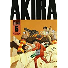 Reconstrucción (Akira (B/N) 6) (B CÓMIC)