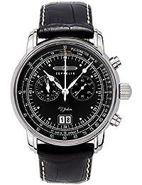 Zeppelin Herren-Armbanduhr 76902