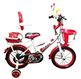 #10: HLX-NMC KIDS BICYCLE 14 BOWTIE RED/WHITE