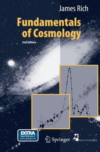 Fundamentals of Cosmology by James Rich (2014-11-11)