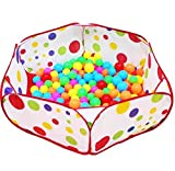 EVINIS Playpen Ball Pit, 39.4-inch by 19...