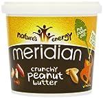 Meridian Natural Crunchy Peanut Butte...