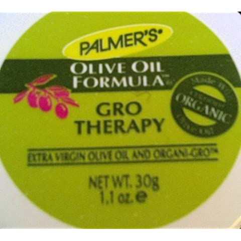 Olive Oil Formula Gro Therapy (2 Pack) by Palmer