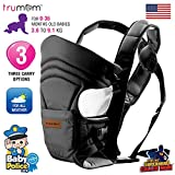 Best Baby Carriers - Trumom (USA) 3 in1 Baby Carrier for Kids Review