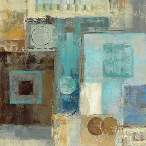 Crop by Archway, I, Silvia Vassileva-Stampa su tela in carta e decorazioni disponibili, Tela, SMALL (26.5 x 26.5 Inches )