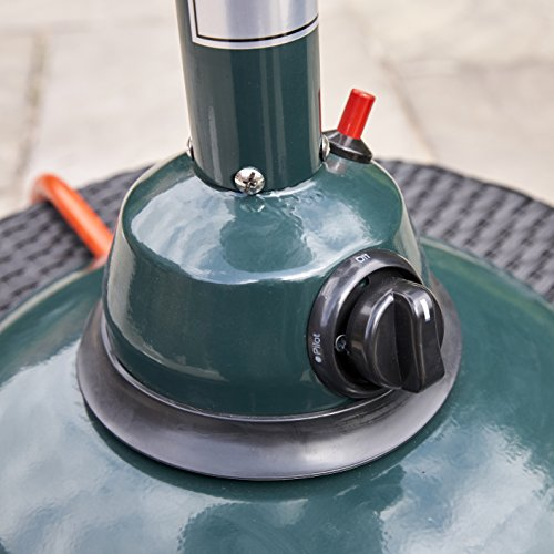 Royal – Garten Outdoor Tisch Terasse Heizung; - 9