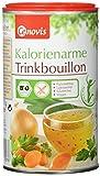 Cenovis Alpia Bio kalorienarme Trinkbouillon, glutenfrei, laktosefrei, vegan, 270 g