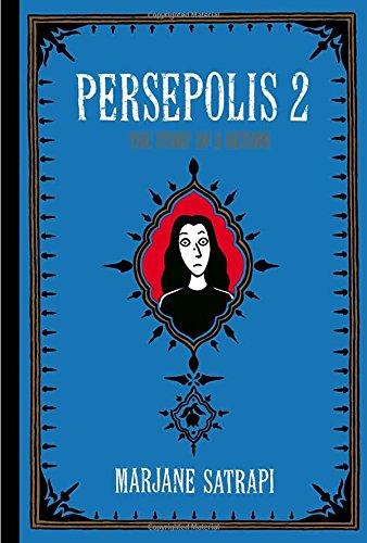 PERSEPOLIS 02 STORY OF A RETURN