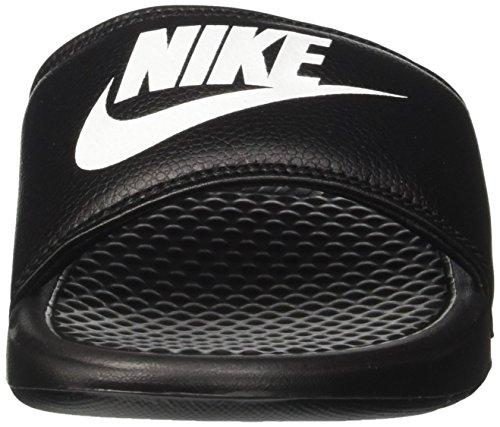 Uomo Nero Ciabatte JDI Nike Black Nike Benassi Benassi fUTXqw