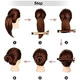 Haar-Twister für Duttfrisuren, 3 Stück...Vergleich