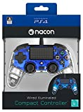 NACON PS4 Controller Light Edition [Off. lizenziert/blue]
